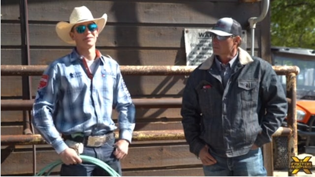 Paden Bray and Marty Becker: Typical Practice Sessions and Softness in the Run