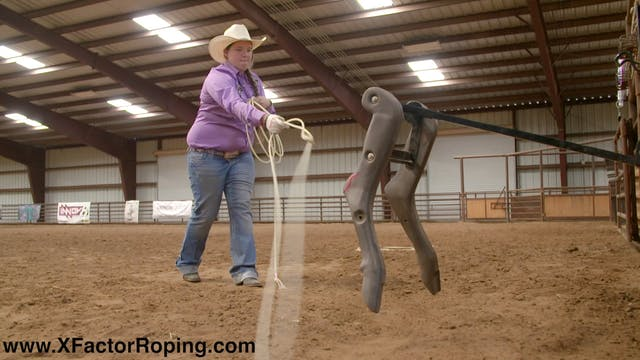 Holding Onto Your Rope Drill with Whi...