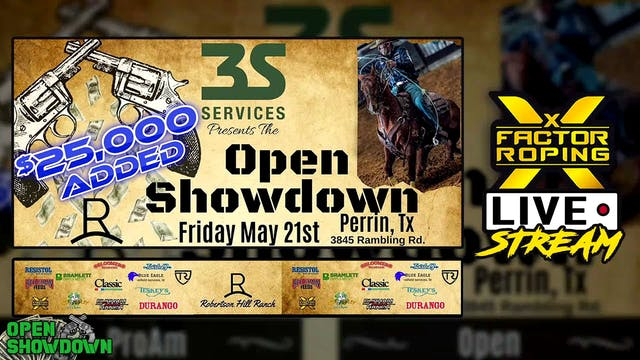 Round 5 Open Showdown 2021