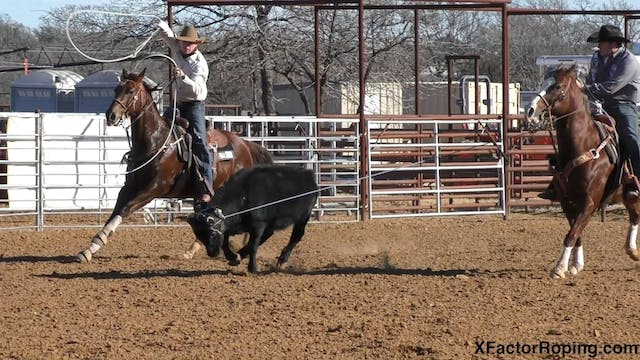 Charly Crawford and Clint Summers Rop...