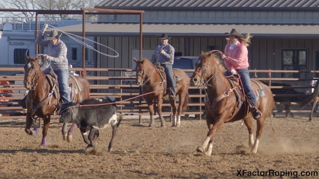 Angles of Pulling Steers Across the A...
