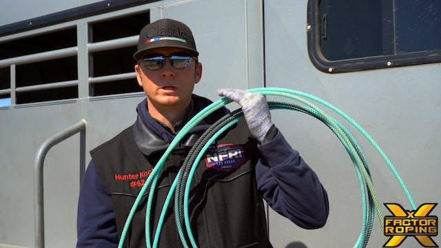 What Type of Rope Hunter Koch Uses an...