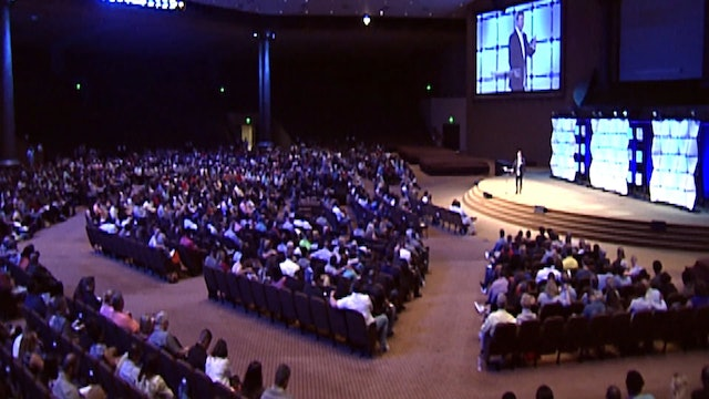 XO Houston: The Healing Journey of Marriage - Jimmy Evans