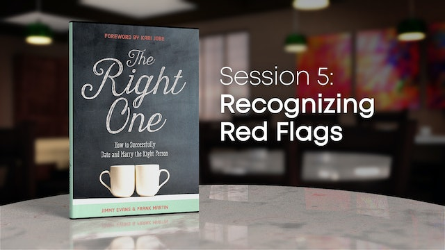 Session 5: Recognizing Red Flags