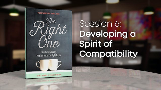 Session 6: Developing a Spirit of Com...