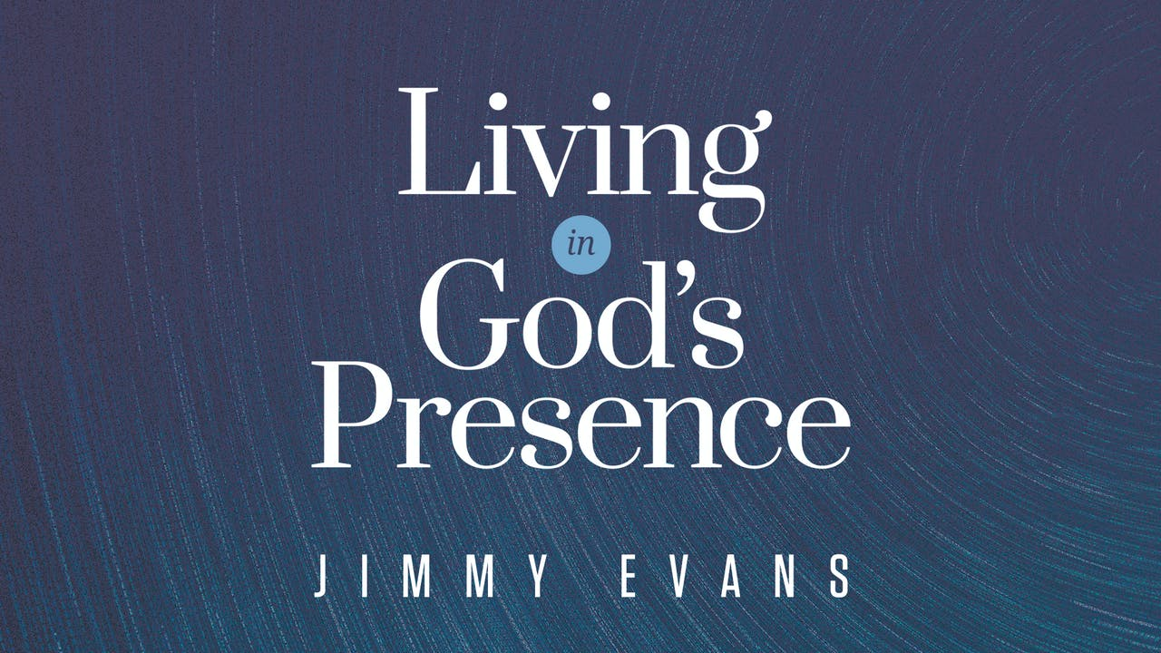 Living in God's Presence