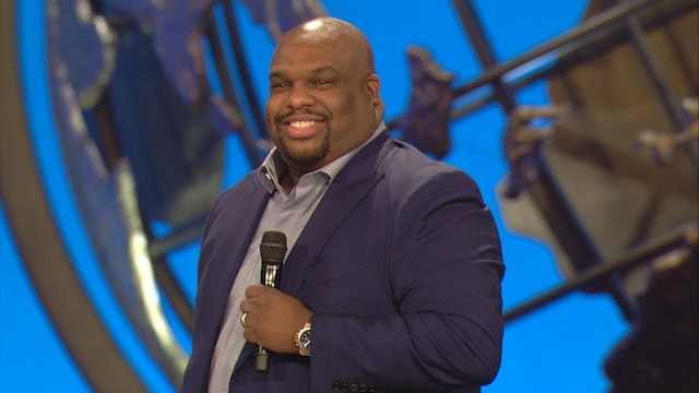 XO Houston: Starting a Legacy - John Gray