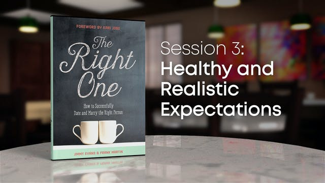 Session 3: Healthy and Realistic Expe...