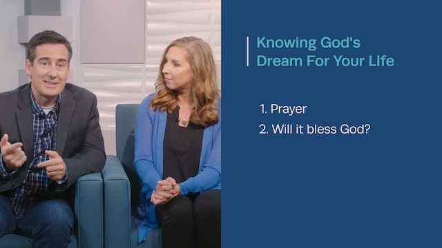 Bonus: Knowing God's Dream for Your Life - Dave & Ashley Willis