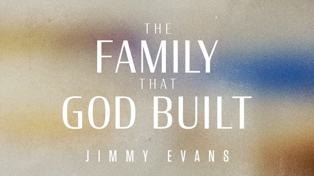 The Family That God Built