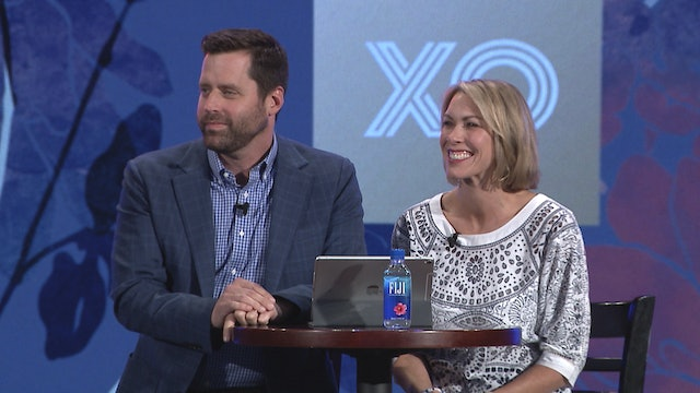 XO Houston: The Power of a Marriage Vision - Garrett and Andrea Booth