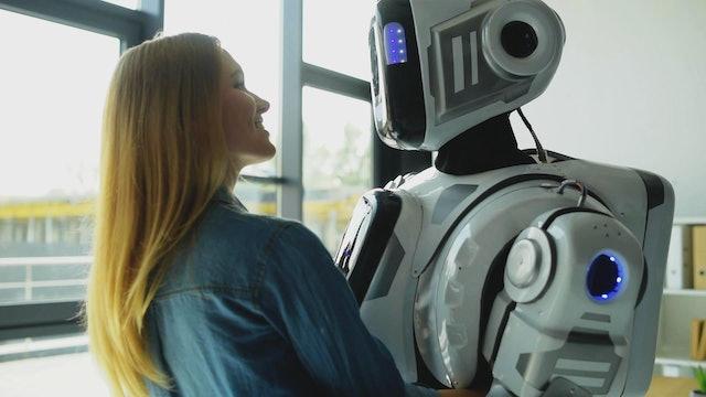 S1 Ep 10 - A Friend In AI