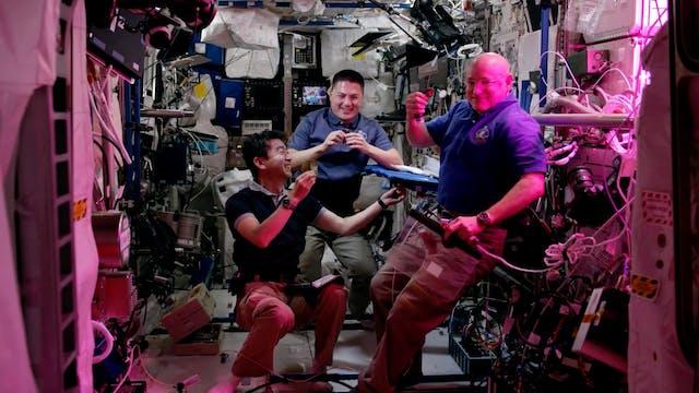 S2 Ep 14 - Astronaut Health