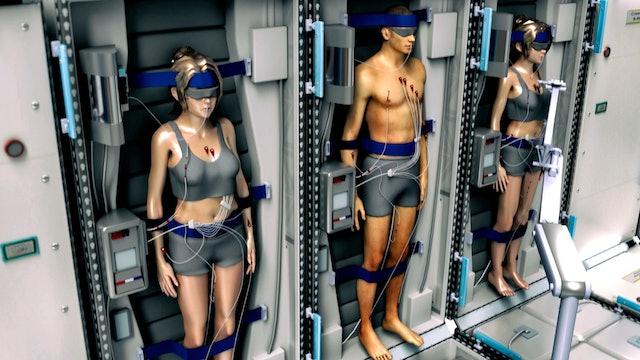 S5 Ep 3 - Future of Space Medicine