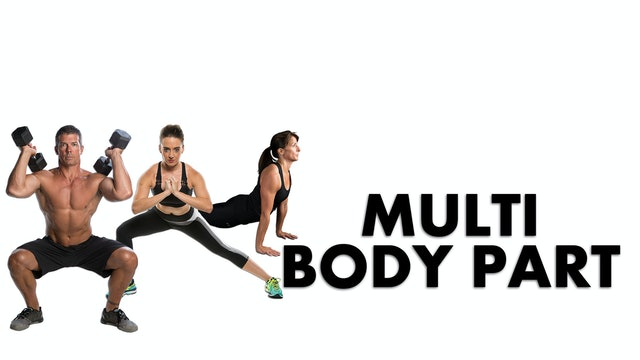 Multi-Body Part Workouts