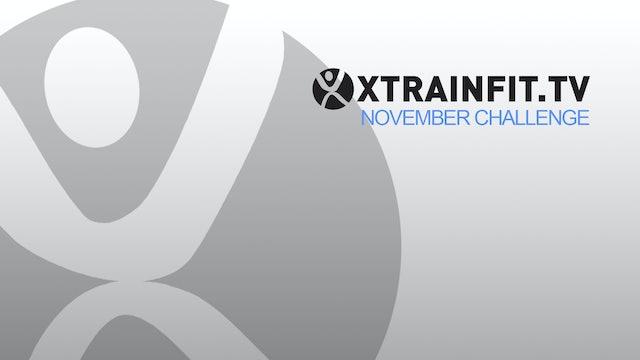 November 2018 Challenge