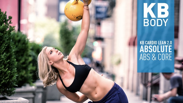KB BODY - KB CARDIO LEAN 2.0 ABSOLUTE ABS & CORE
