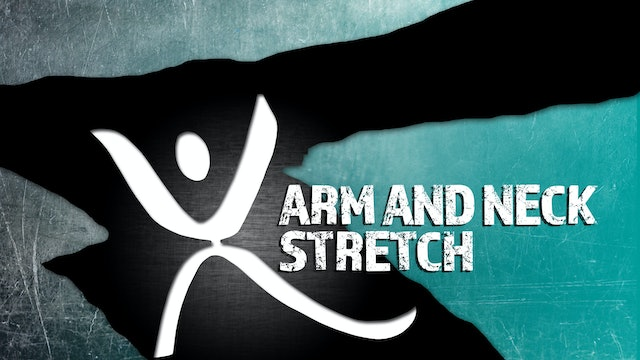 XTRAINFIT.TV  Arm and Neck Stretch
