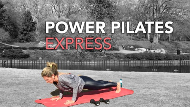 Lauren Rosella - Power Pilates Express