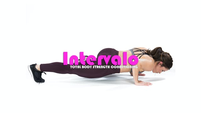 Intervalo Total Body Strength Conditi...