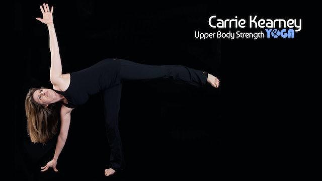 Upper Body Strength Yoga