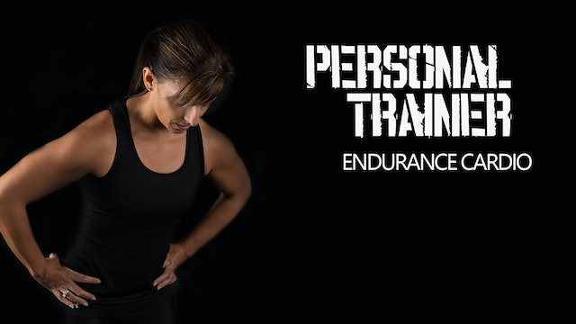 Personal Trainer Endurance Cardio