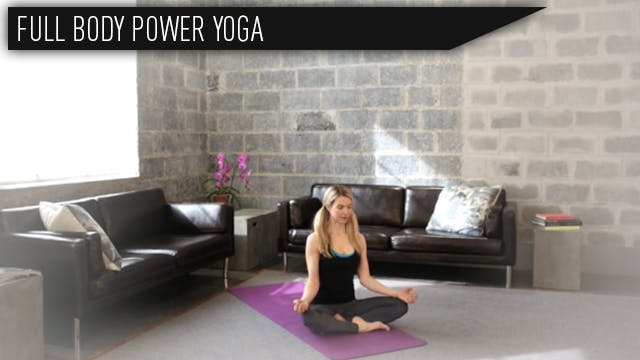 Full Body Power Yoga - Kristin McGee ...