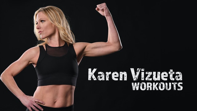 Karen Vizueta Workouts