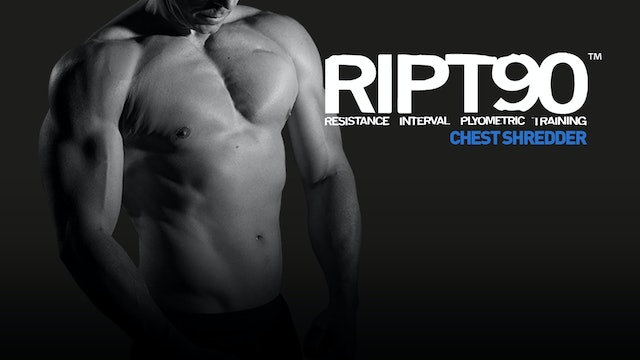 RIPT90 Chest Shredder