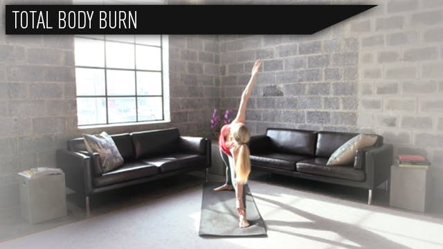 Total Body Burn - Kristin McGee Yoga