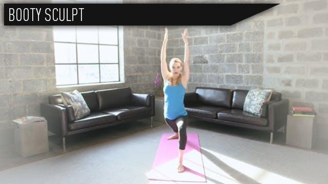 Booty Sculpt - Kristin McGee Yoga