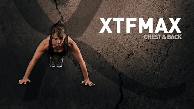 XTFMAX Chest & Back