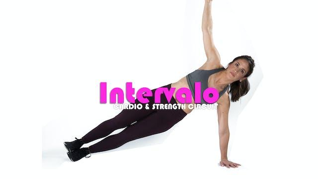 Intervalo Cardio and Strength Circuit...