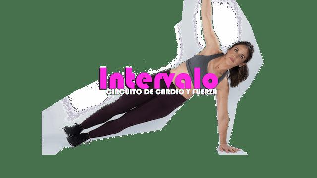 Intervalo - Circuito de Cardio Y Fuerza