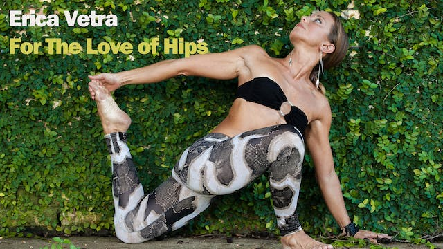 Erica Vetra - For The Love of Hips