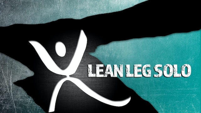 XTRAINFIT TV Lean Leg Solo