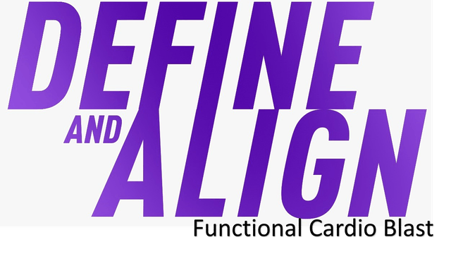 Define and Align - Functional Cardio ...