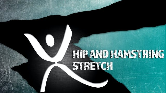 XTRAINFIT.TV  Hip and Hamstring Stretch