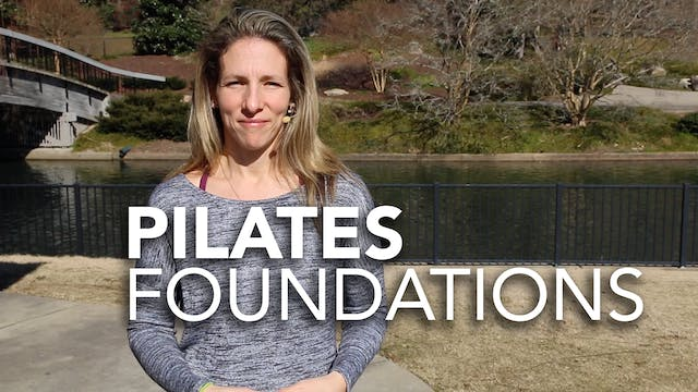 Lauren Rosella Pilates Foundations