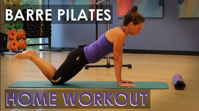 Lauren Rosella - Barre Pilates Class