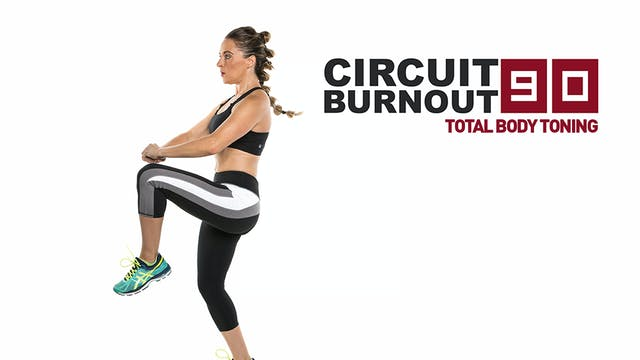Circuit Burnout 90 Total Body Toning