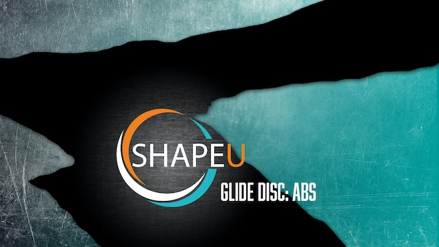 SHAPEU GLIDE DISC ABS