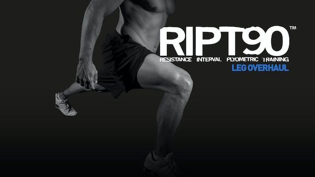 RIPT90 Leg Overhaul