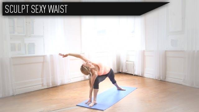Sculpt a Sexy Waist - Kristin McGee Yoga