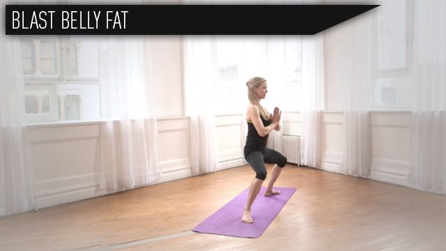 Blast Belly Fat - Kristin McGee Yoga