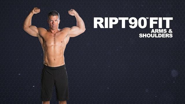 RIPT90 FIT Arms & Shoulders
