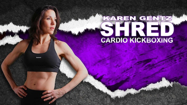 Shred Cardio Kickboxing