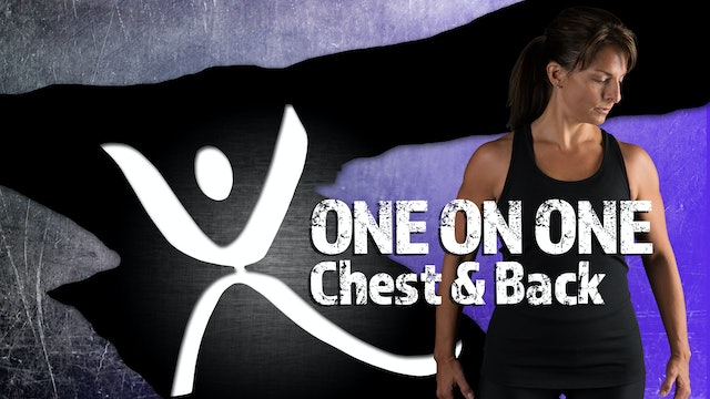 One on One Chest and Back - Stephanie Oram