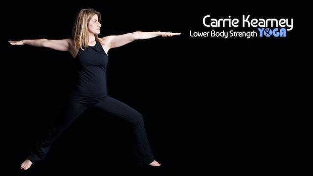 Yoga Lower Body Strength