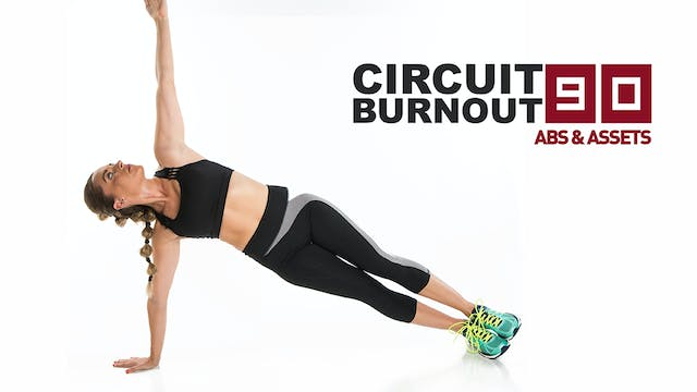 Circuit Burnout 90 Abs and Assets